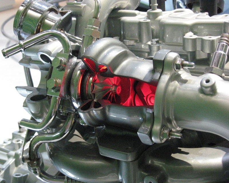 Как сделать турбину в двигатель своими руками